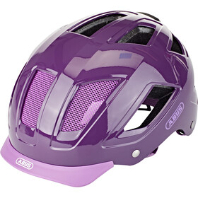 ABUS Hyban 2.0 Helm, core purple